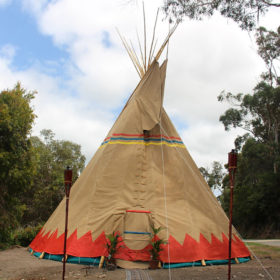 Great Ocean Road Teepee