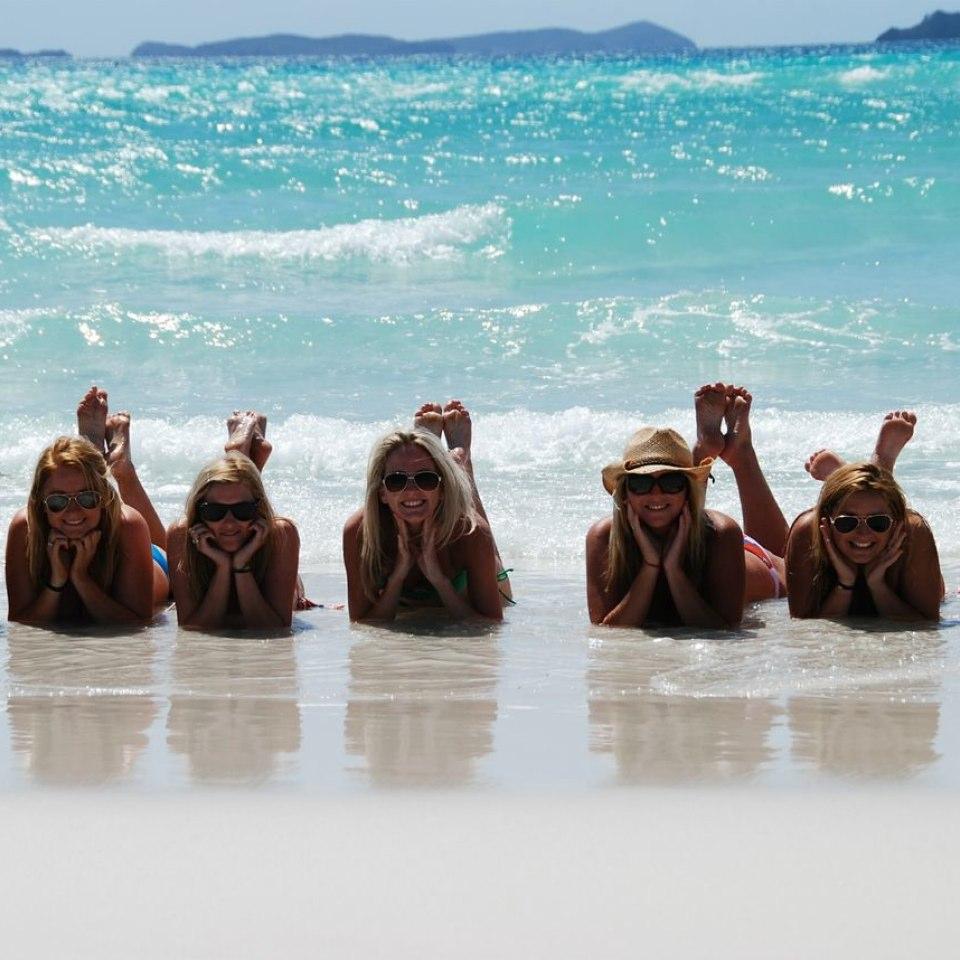 The Whitsundays