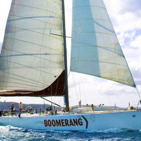Maxi Sailing Adventure on the Boomerang