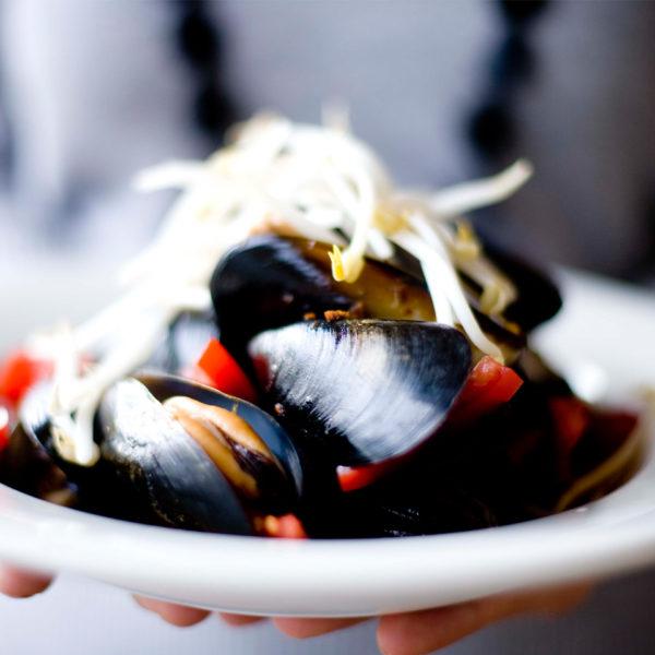 The Famous Port Arlington Mussels