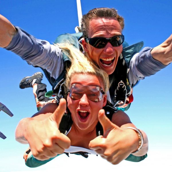 Skydiving Thumps