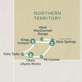 Topdeck Uluru Discovery