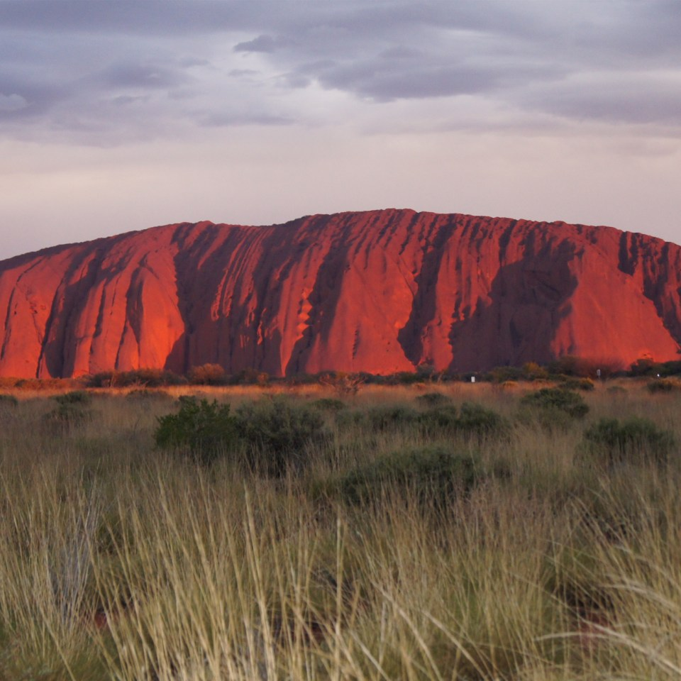 Overnight Rock Tour From Ayers Rock Airport Return One
