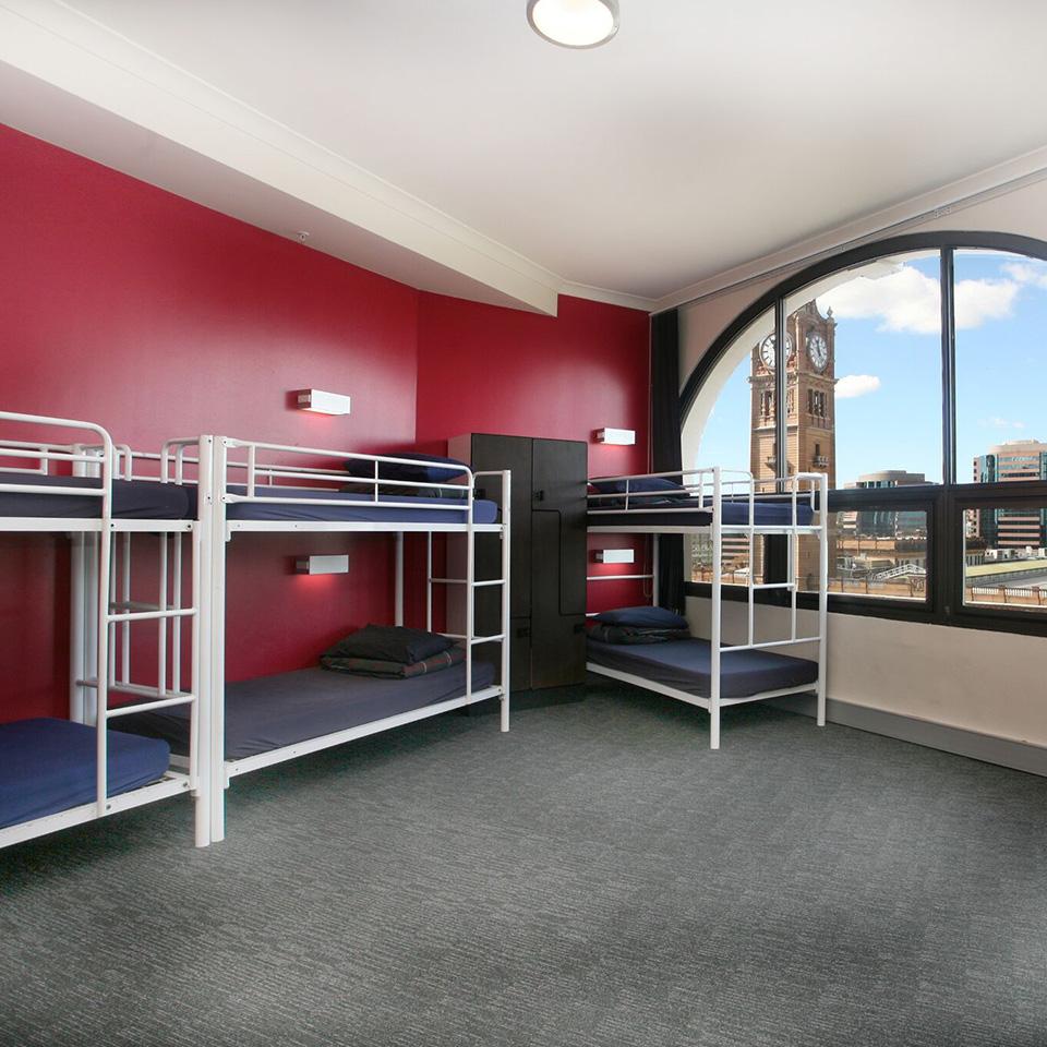 Dorm Rooms Wake Up Sydney
