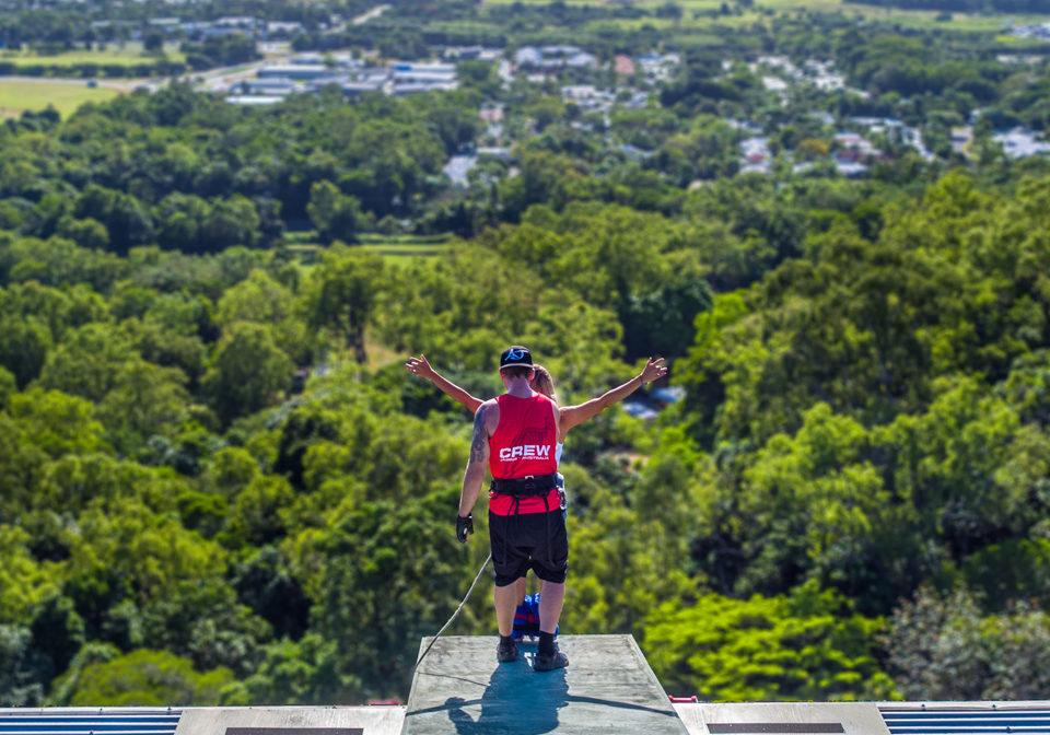 Bungy jump, Cairns