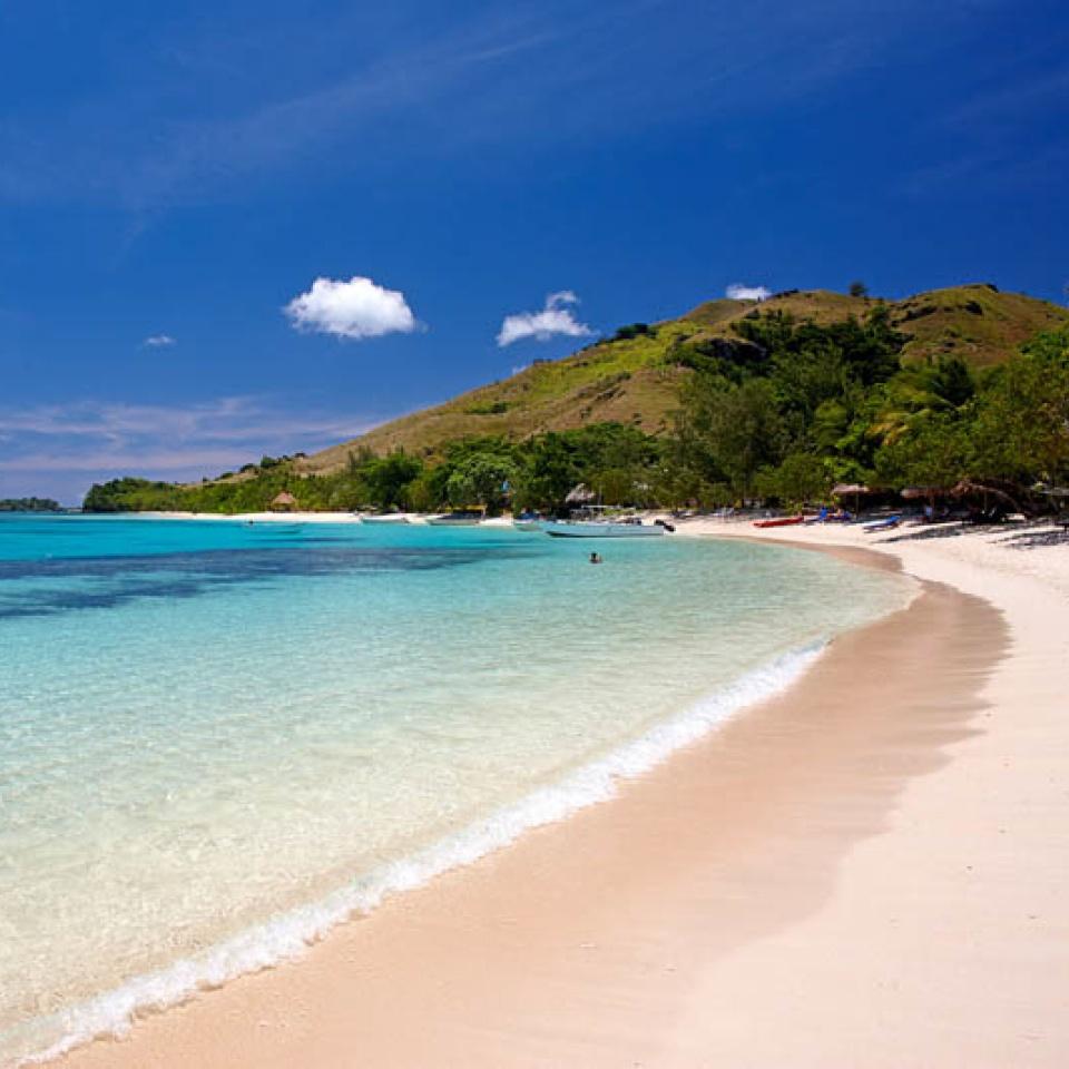 Fiji Beaches: Travelling Fiji On The Cheap
