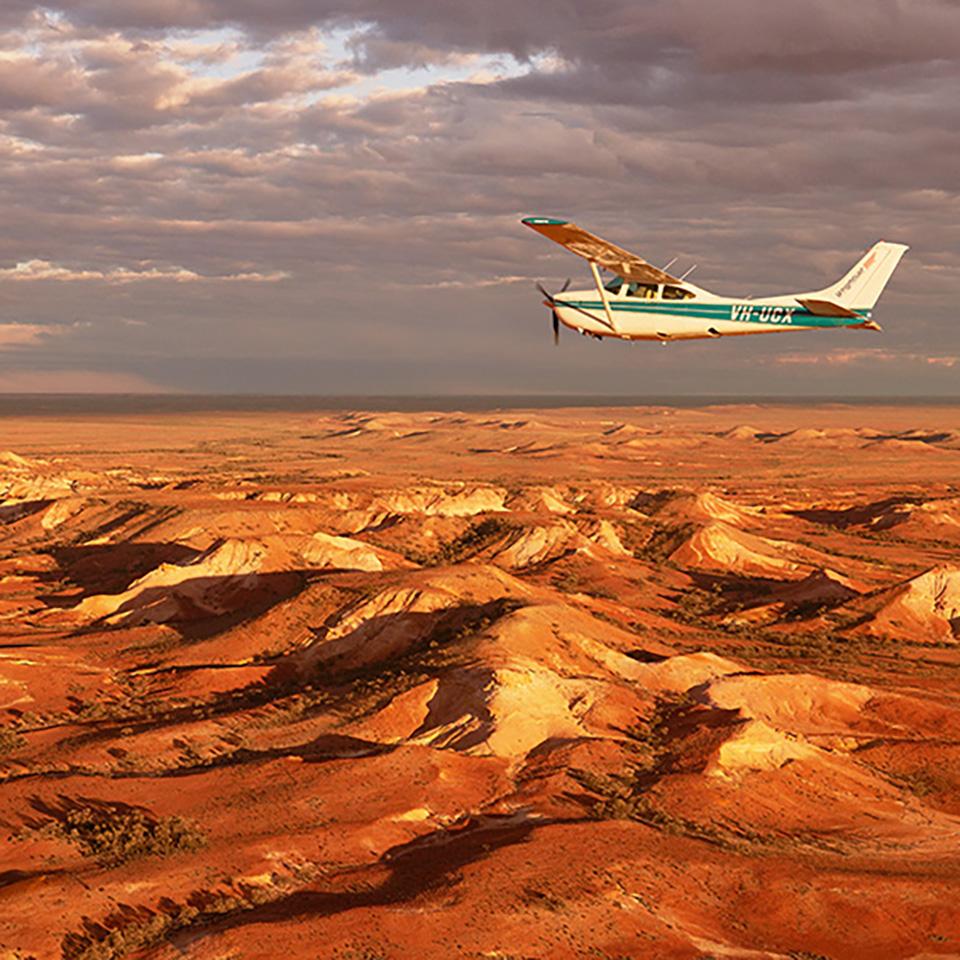 Coober Pedy Landscape South Australian Tour