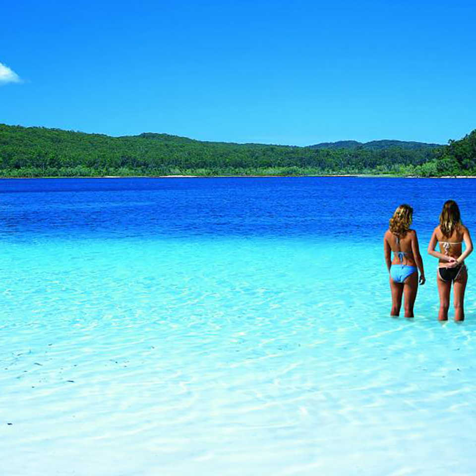 Fraser Island Australia: Travel Agency Holiday Packages