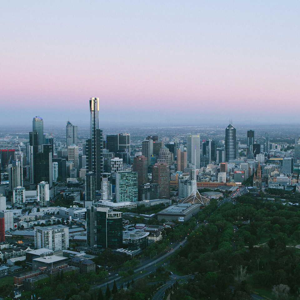australian tours melbourne