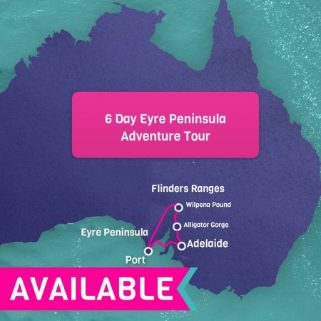 6-Day-Eyre-Peninsula-and-flinders-ranges-Adventure-tour