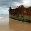Shipwreck Maheno