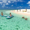 half-day Great Barrier Reef Tour - island Cay