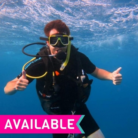 Great Barrier Reef 5 Day pro scuba certified dive course