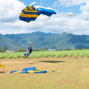 Skydiving Cairns - landing