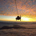 Skydive Cairns - sunset