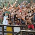 Party at Eeli Creek