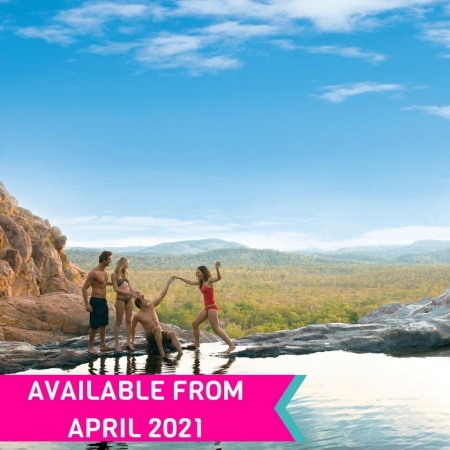 3 day kakadu and litchfield tour gunlom falls II