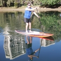 Go Vertical Stand up paddle hire