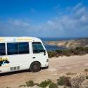 Kangaroo Island with Vehicle