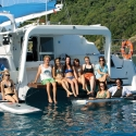 backdeck Whitsundays Adventurer