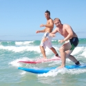 Surf Lessons Spot X