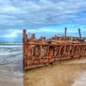 meheno shipwreck fraser island
