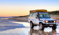 Fraser Island Tag Along Safari