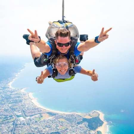 Skydive Sydney - Wollongong