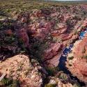 Perth To Exmouth Return Tour Z Bend Lookout, Kalbarri