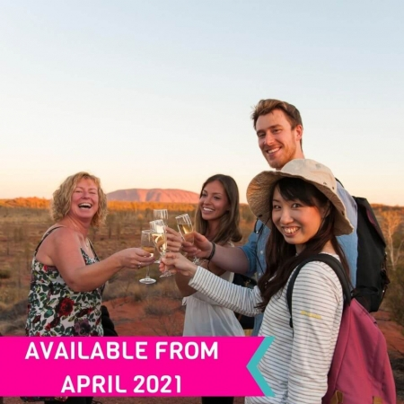 4 day Uluru and red centre tour