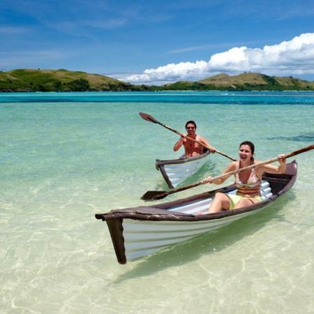 Long Beach Paddling Fiji