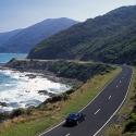 Great Ocean Road Coastal drive