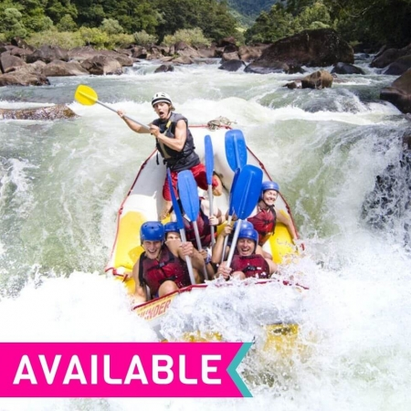 tully river xtreme rafting