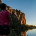 Sunset Windjan Gorge