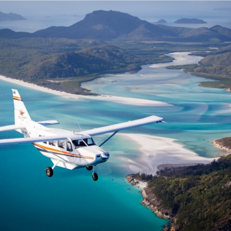 Whitehaven Beach Flight