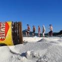 Vegimite Whitehaven beach