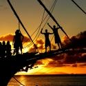 Whitsundays New Horizon Sunset