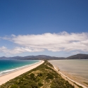 Bruny Island Neck Lookout