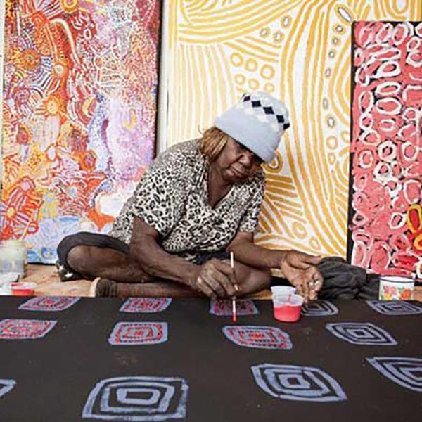 alice springs aborignal art tour