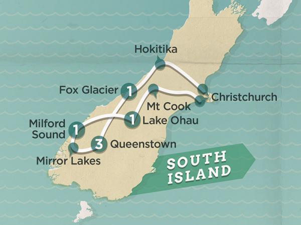 Ohau Island  Day Tours