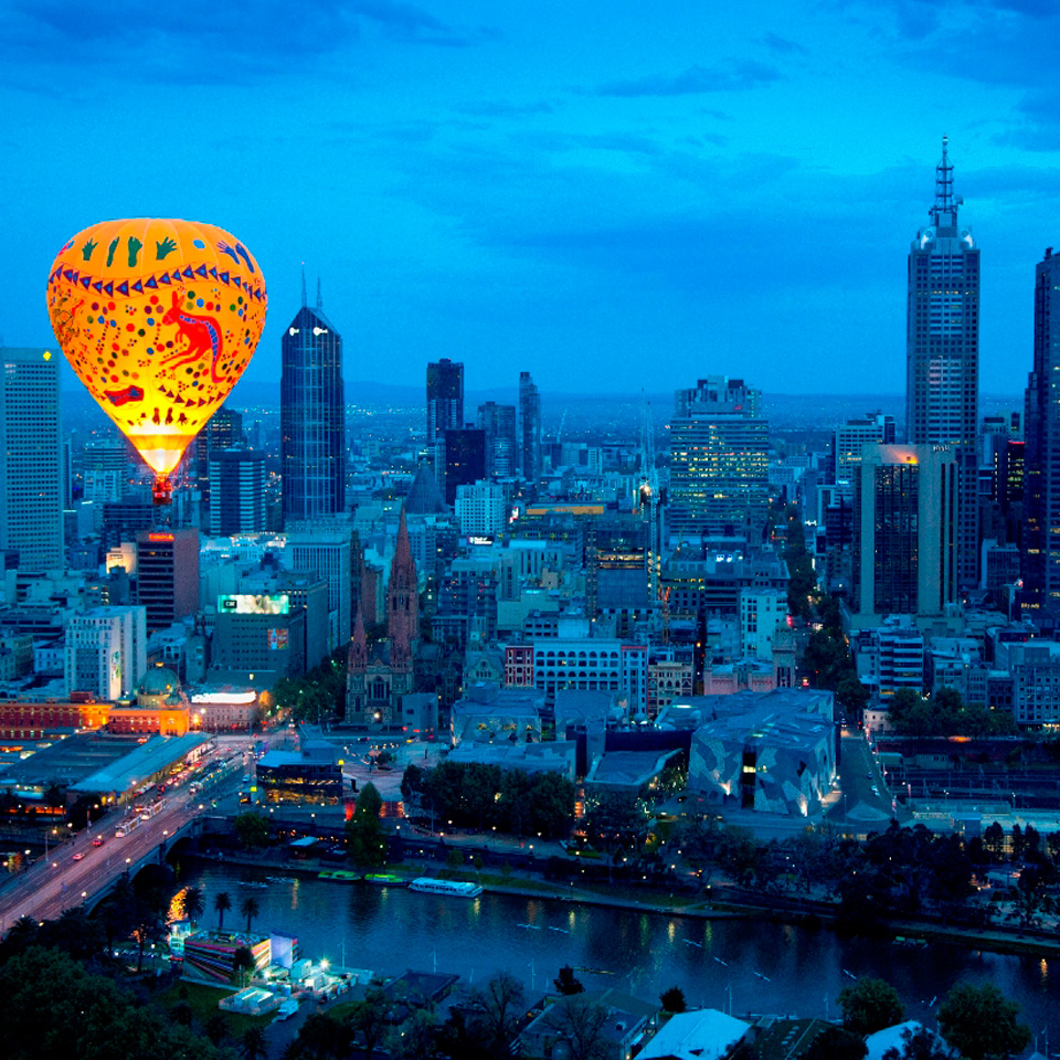 Melbourne Hot Air Ballooning